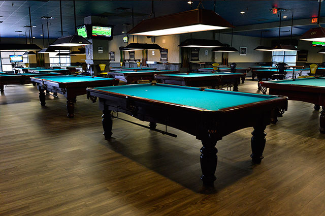 JJQ's Billiards and Lounge